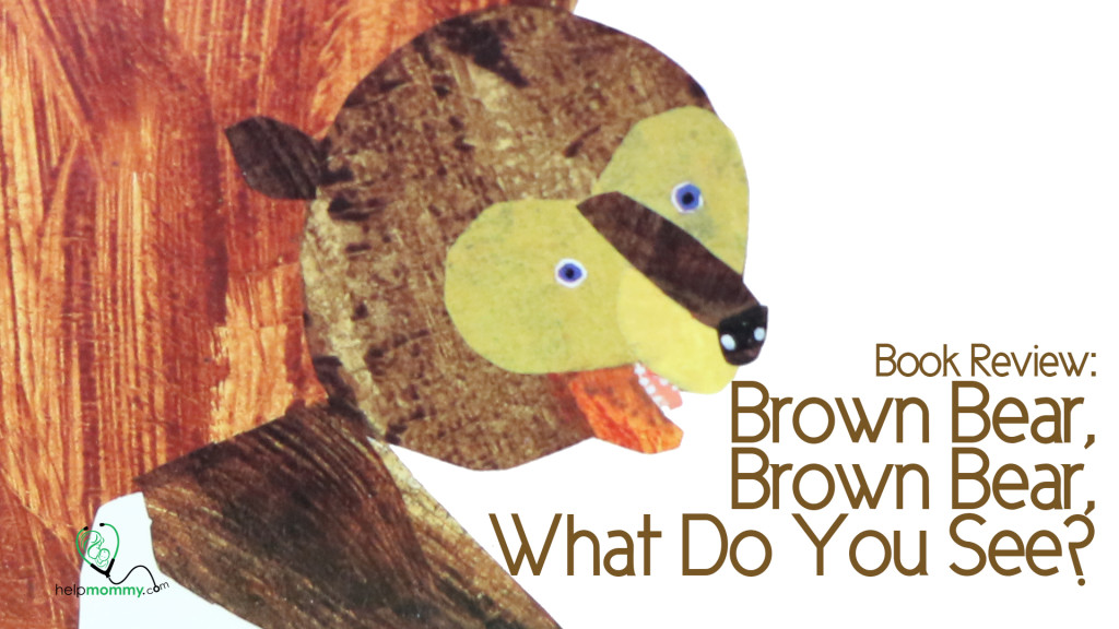 Book_Brown Bear