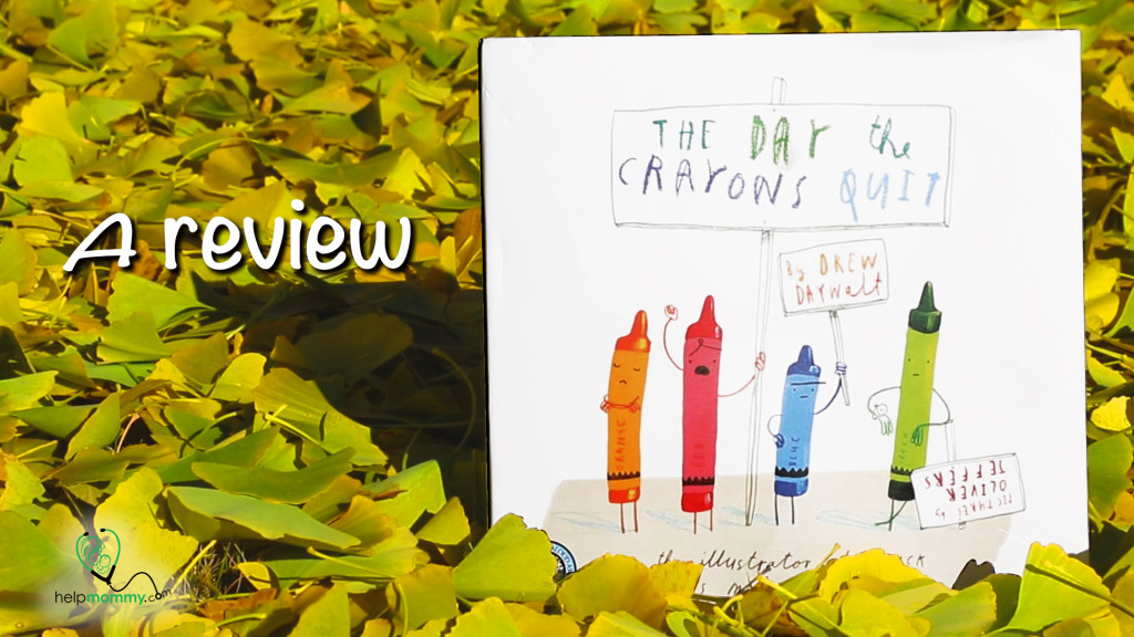 Book_Day Crayons Quite