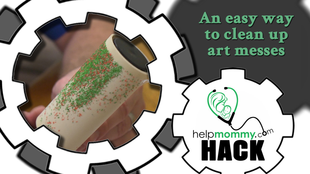 HACK_An easy way to clean up art messes
