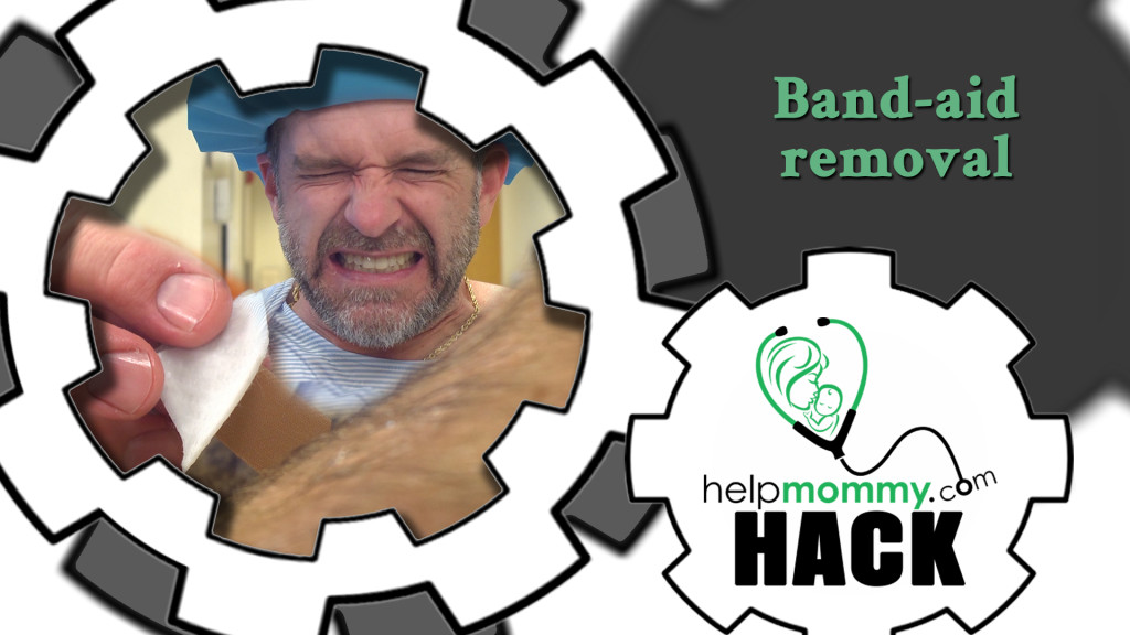 HACK_Band-aid removal