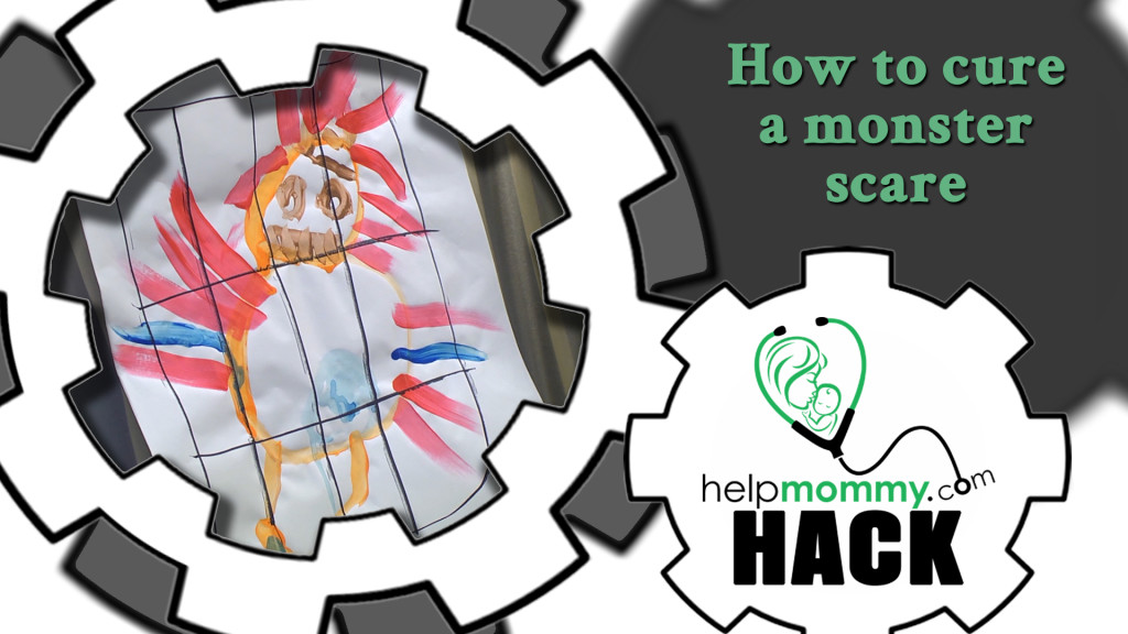 HACK_How to cure a monster scare