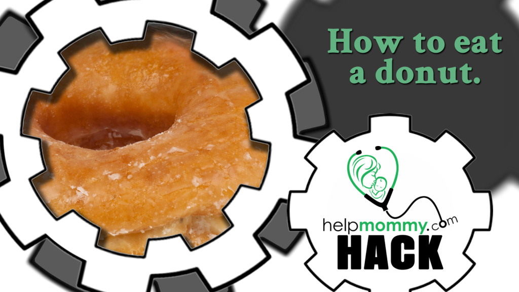 HACK_How to eat a donut