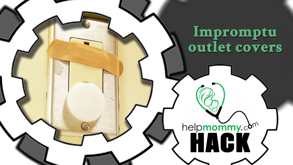 HACK_Impromptu outlet covers