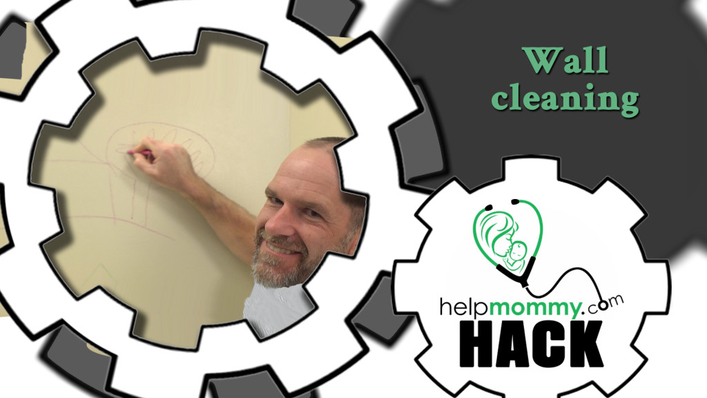 HACK_Wall cleaning