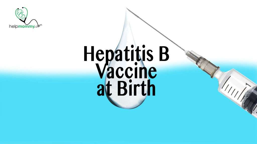 Hepatitis B Vaccine at Birth