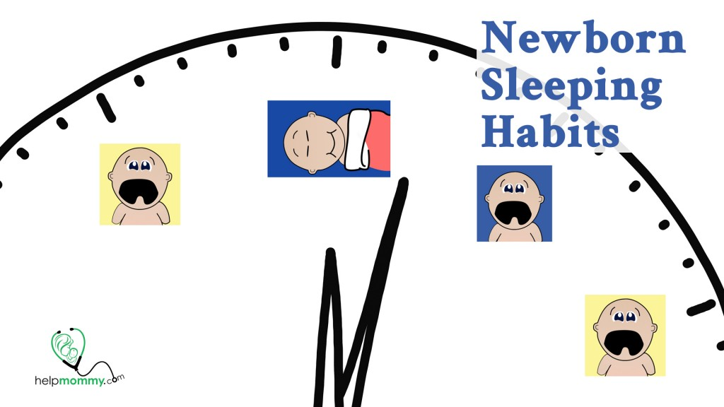 Newborn Sleeping Habits